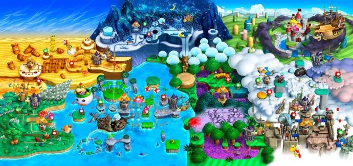 new-super-mario-bros-u-world-map