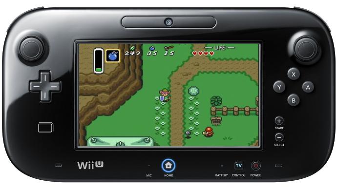El Wii U de Nintendo actualmente permite descargar algunos clásicos de antaño para jugarlos en el GamePad o en la televisión.